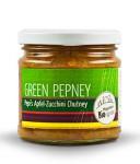 Green Pepney (Apfel-Zucchini Chutney)