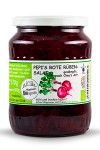 Pepi's Rote Rüben-Salat gedämpft nach Omas Art720ml