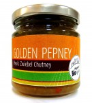 Golden Pepney (Zwiebel Chutney)